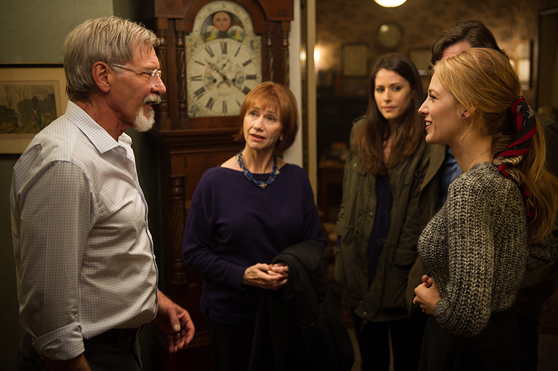Век Адалин кадры Блейк Лайвли Харрисон Форд Age of Adaline stills Blake Lively Harrison Ford