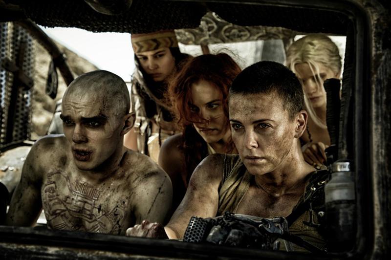 Безумный Макс: дорога ярости кадры Mad Max: Fury Road stills