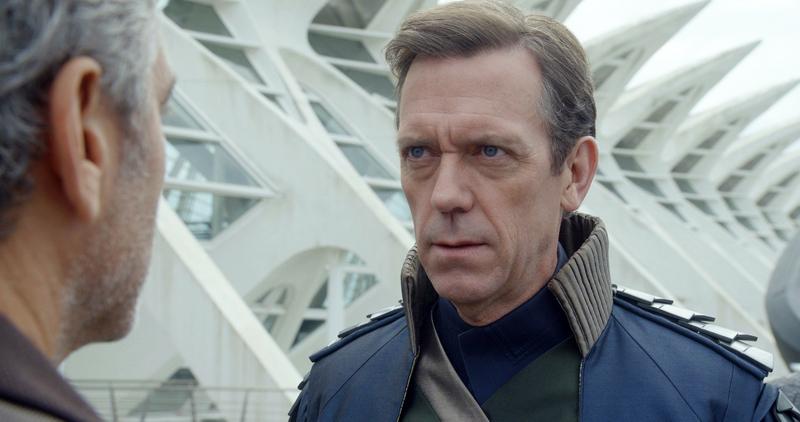 Земля будущего кадры Хью Лори Tomorrowland stills Hugh Laurie