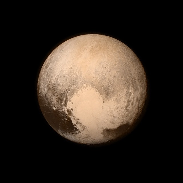 pluto flyby new horizons Плутон