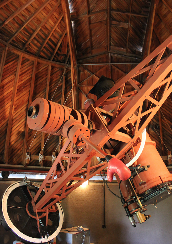 Клайд Томбо телескоп Clyde Tombaugh telescope