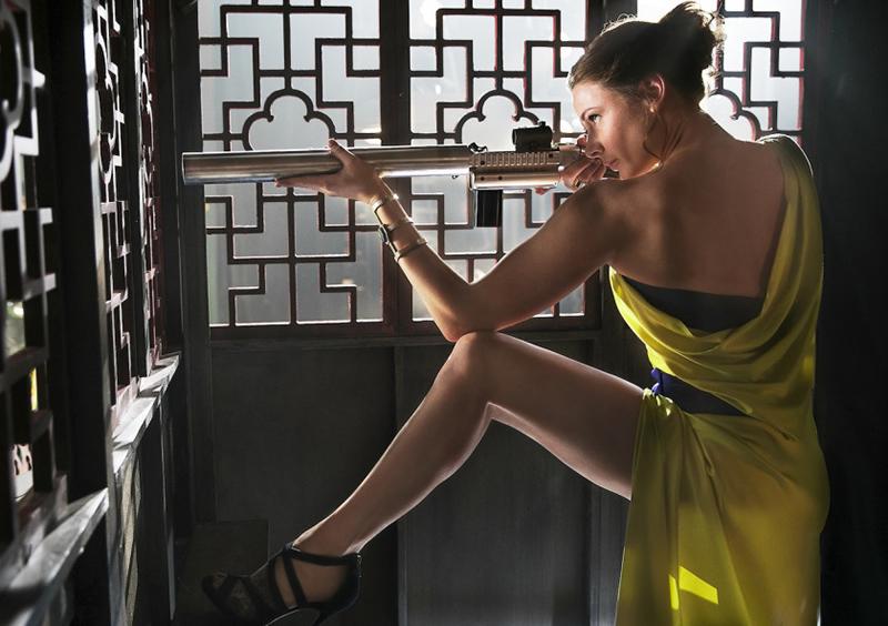 Миссия невыполнима: Племя изгоев кадры Ребекка Фергюсон Mission Impossible Rogue nation stills Rebecca Ferguson