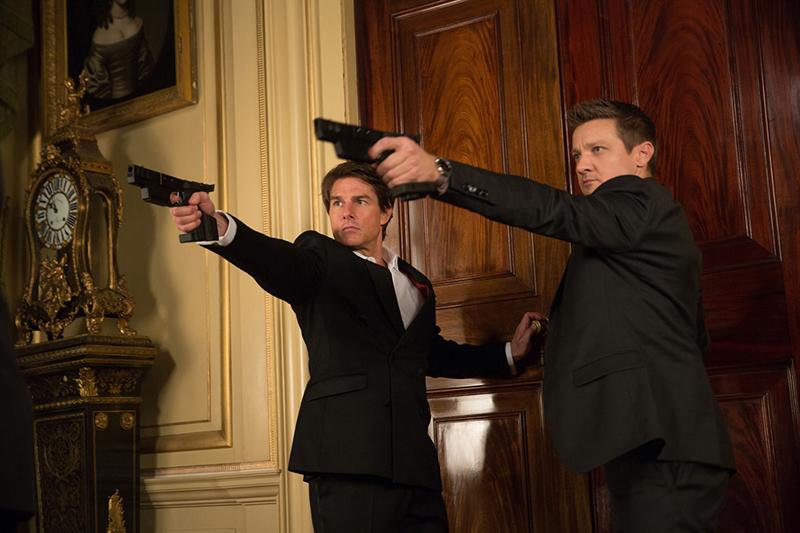 Миссия невыполнима: Племя изгоев кадры Том Круз Джереми Реннер Mission Impossible Rogue nation stills Tom Cruise Jeremy Renner