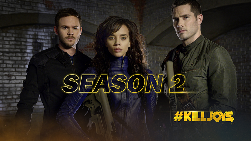 killjoys season 2 килджой киллджойс сезон 2