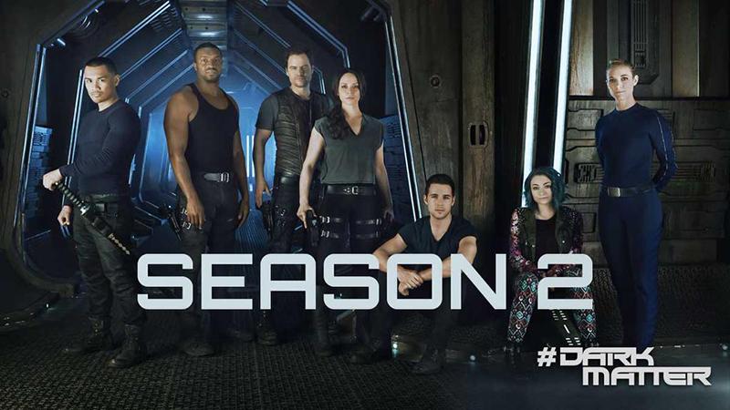 dark matter season 2 тёмная материя сезон 2