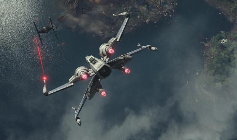 Звёздные войны Пробуждение силы кадры