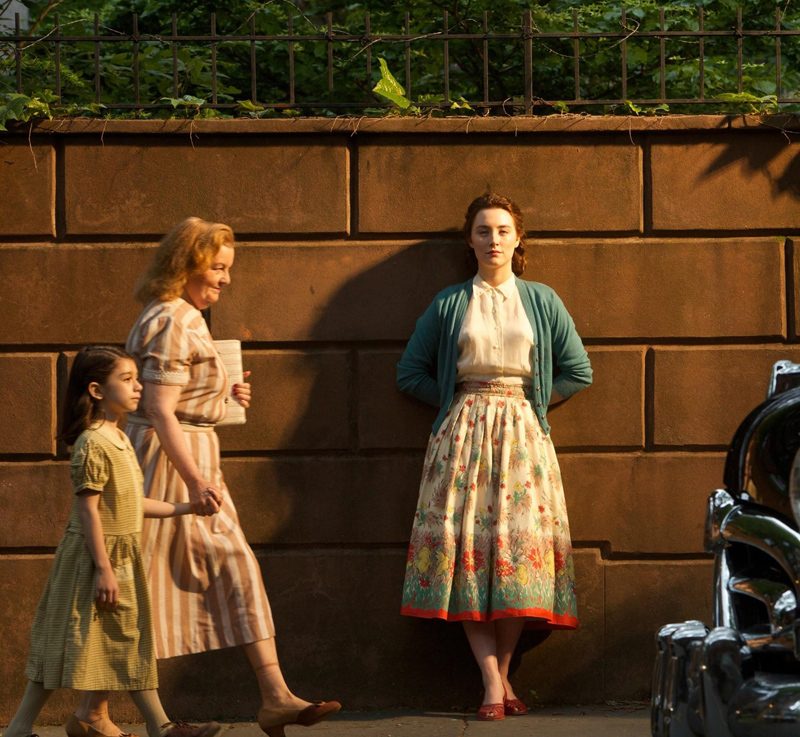 Бруклин кадры Brooklyn stills