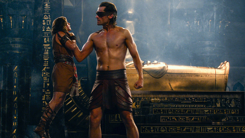 Египетские боги кадры Gods of Egypt Stills