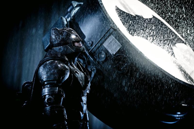Бэтмен против Супермена на заре справедливости кадры