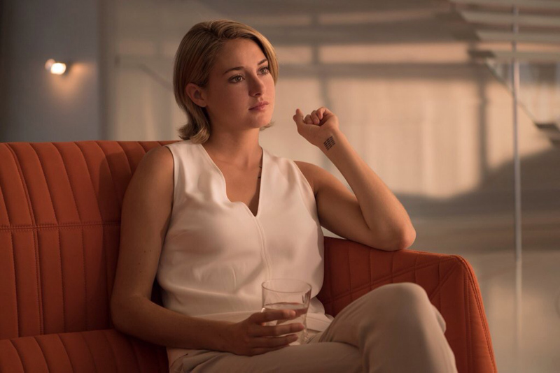 Дивергент глава 3 кадры The Divergent Series: Allegiant stills