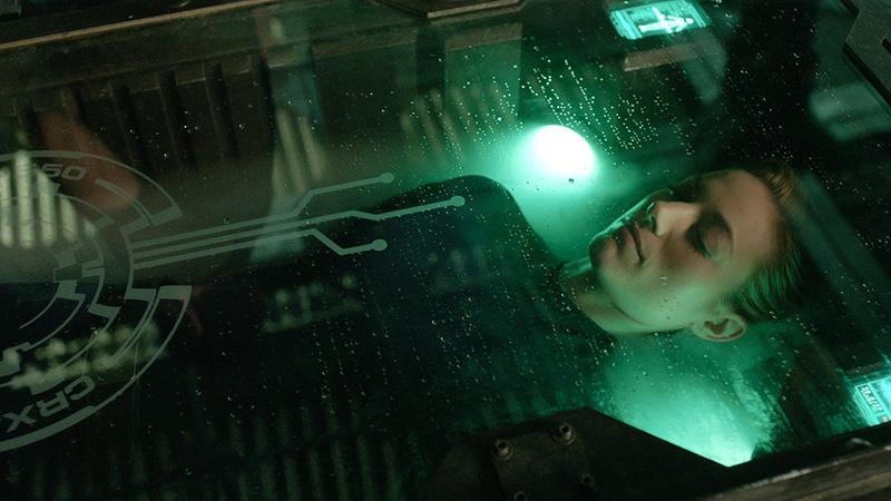 Dark Matter season 1 stills Тёмная материя кадры сезон 1