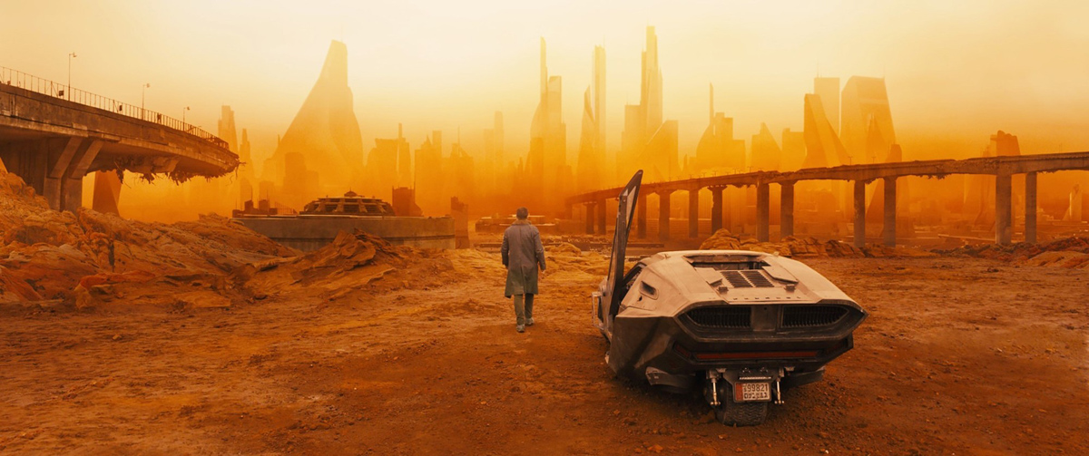 Бегущий по лезвию 2049 кадры