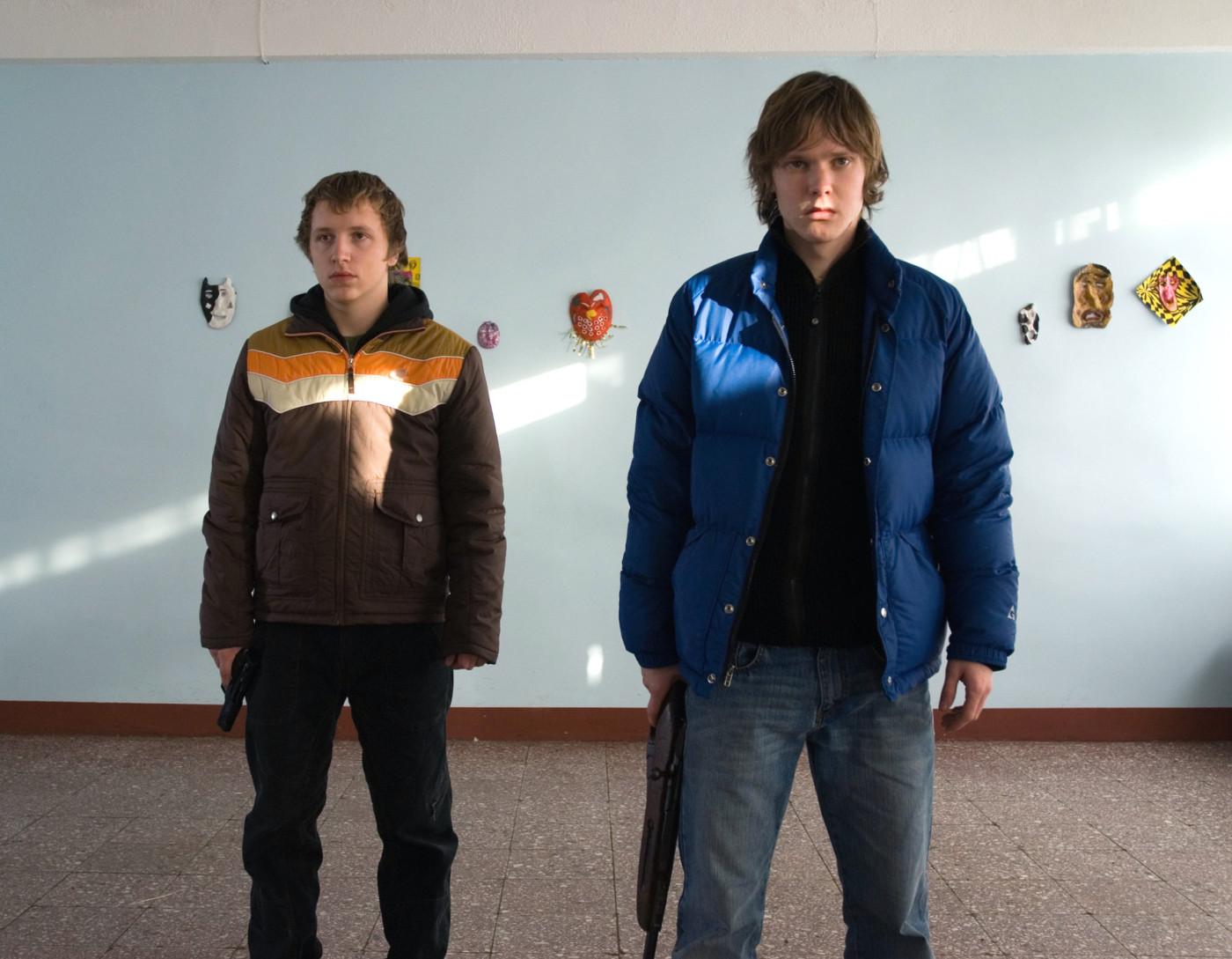класс 2007 кадры