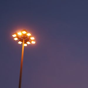 фонарь на ВДНХ