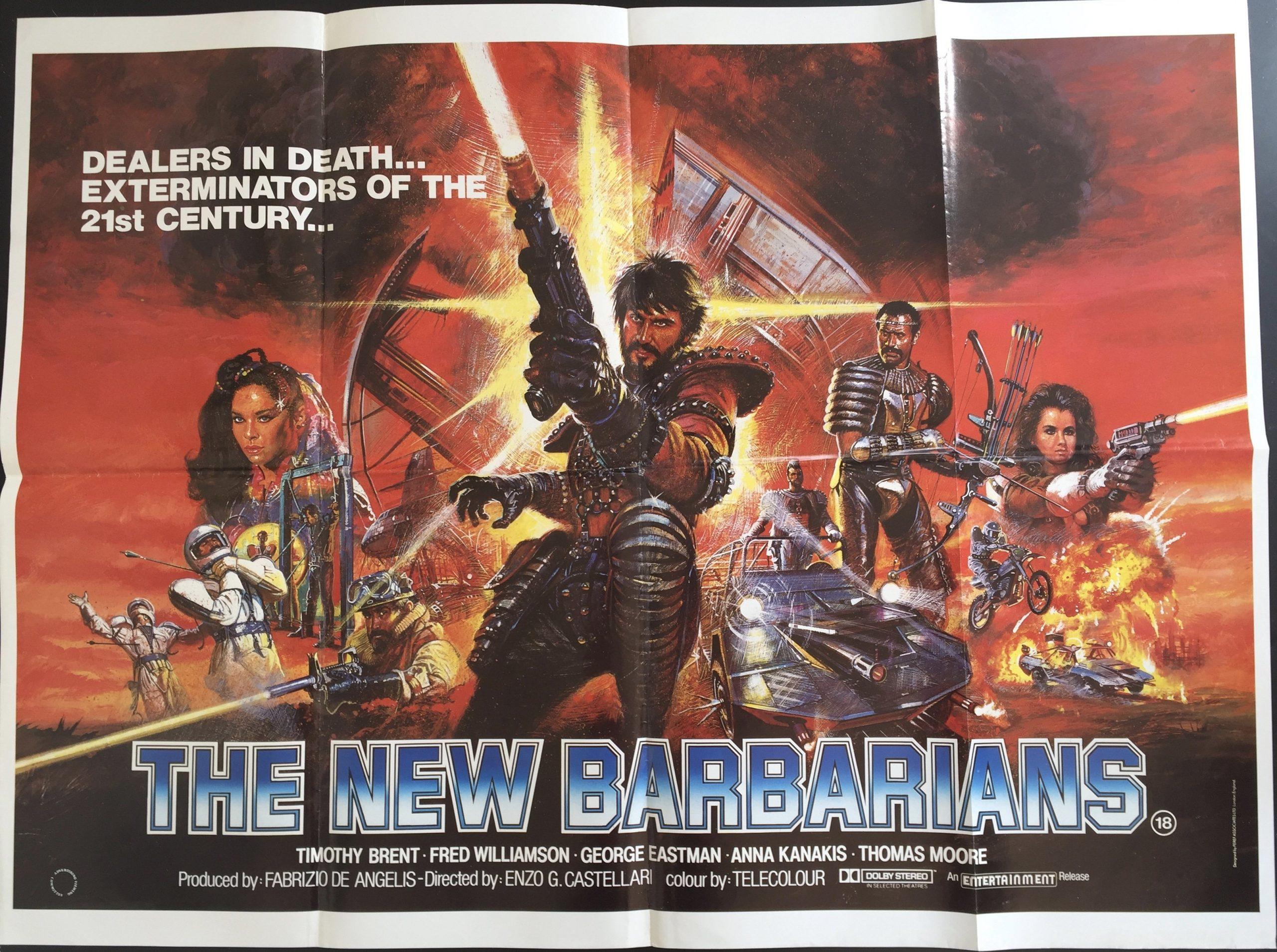 I nuovi barbari The New Barbarians 2019: Новые варвары кадры