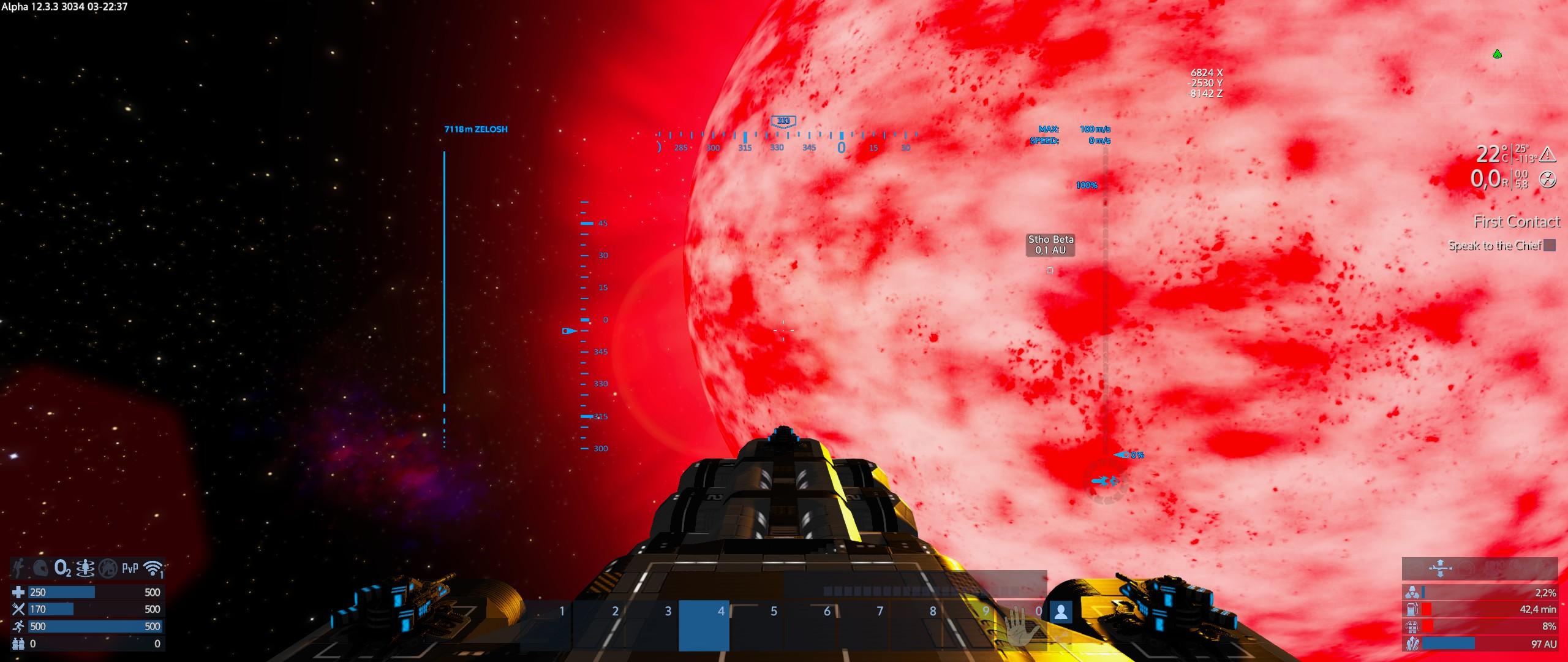 Empyrion Galactic Survival Эмпирион космос