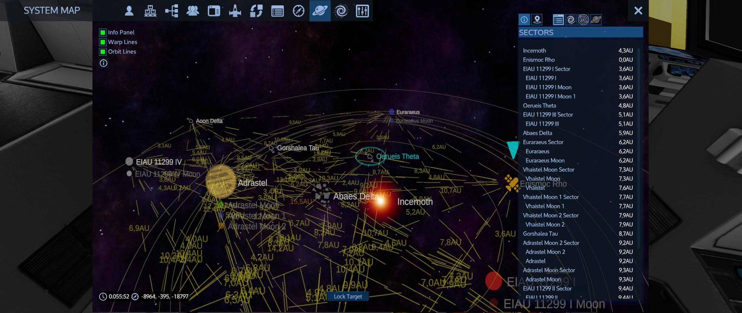 Empyrion Galactic Survival Эмпирион космос карта системы