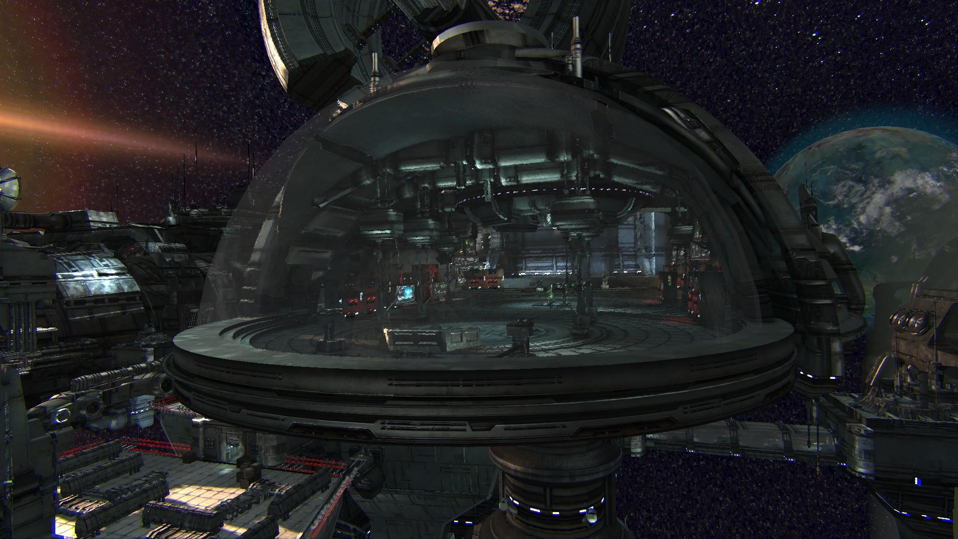 Космос над Ancyra