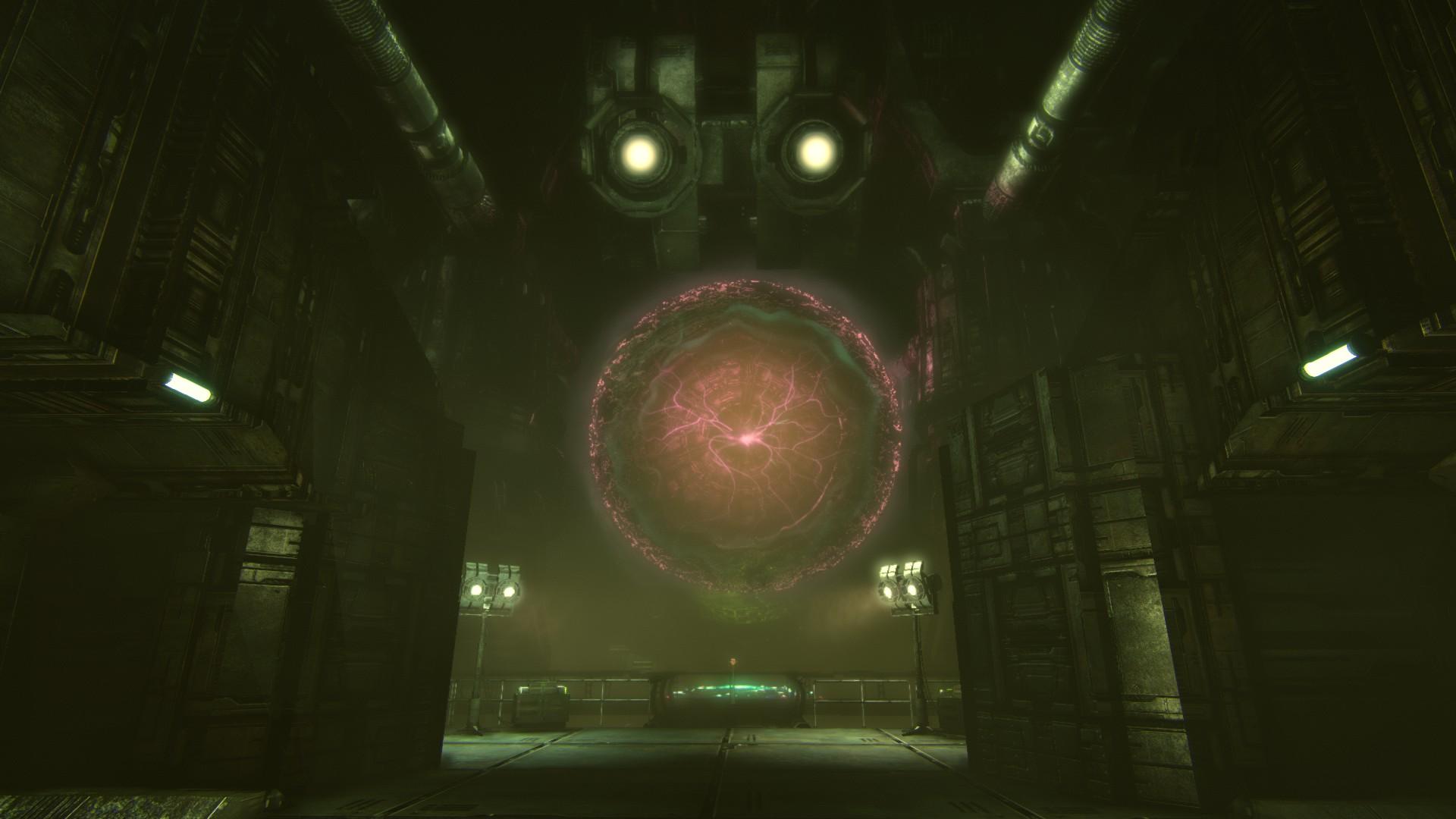 Planet Ancyra A.M.I. эффекты на Мегалодоне