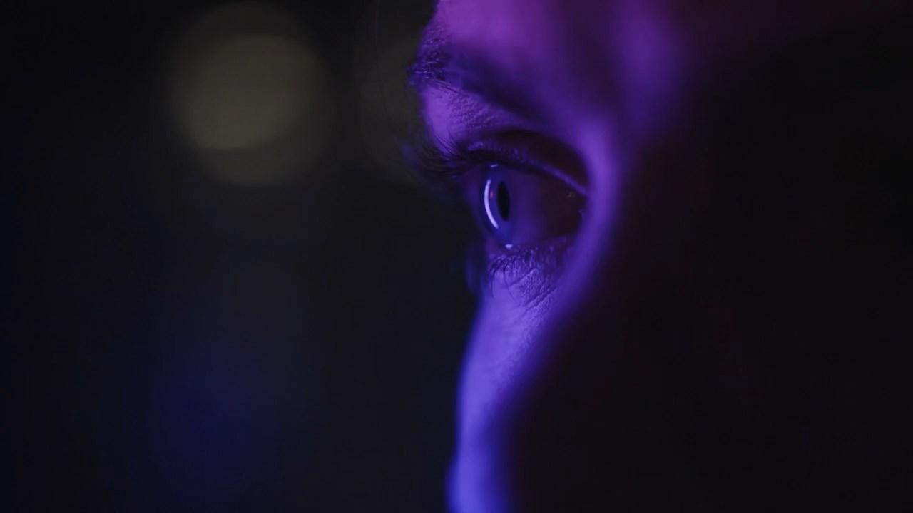 Дедал цветной глаз