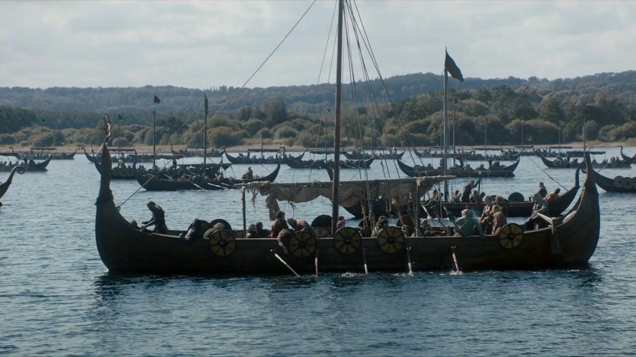 Флот викингов Майкл Хёрст