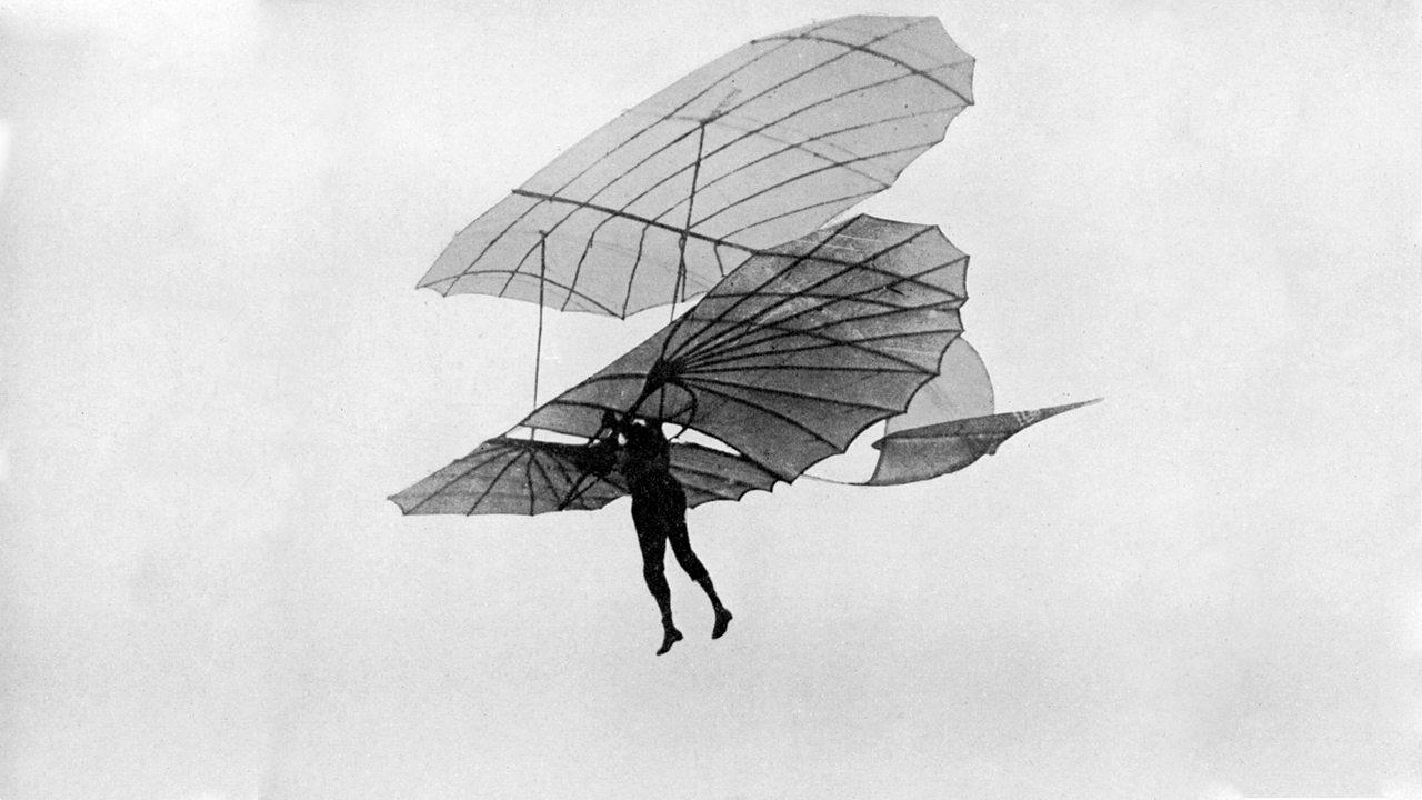 Otto Lilienthal планер глайдер